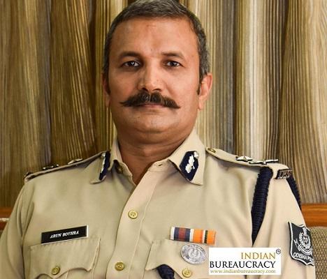 Arun Bothra IPS OD
