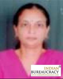 Aruna Gupta IAS MP