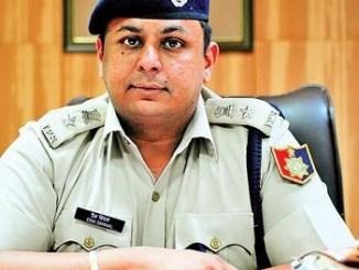 Eish Singhal IPS