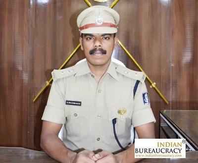 K Siva Subramani IPS OD-Indian Bureaucracy