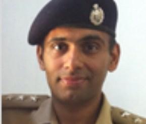 Kanwar Vishal Singh IPS