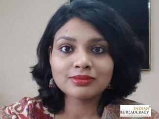 Manasi Sahay ThakurIAS