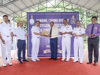 MoU between Indian Navy and IMD