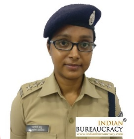 Padmini Sahoo IPS OD-Indian Bureaucracy