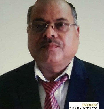 Prafulla Chandra Pradhan IAS