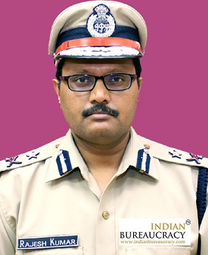 Rajesh Kumar IPS OD-Indian Bureaucracy