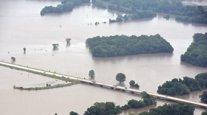 Study says Innovative flood mapping helps water & emergency management officials