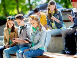 Tech time not to blame for teens