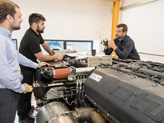 Rolls-Royce inaugurates new Training Center for MTU Series