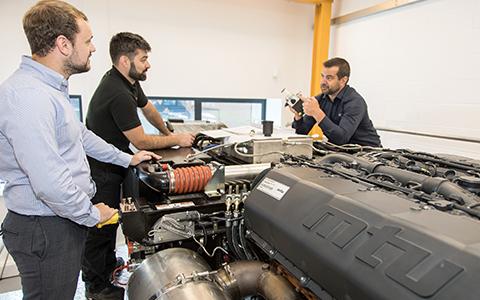 Rolls-Royce inaugurates new Training Center for MTU Series