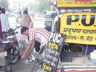 All PUC Centres to link emission test data with VAHAN Database