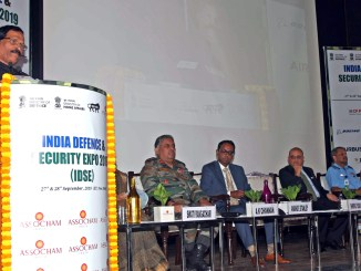 India Defence & Security Expo 2019