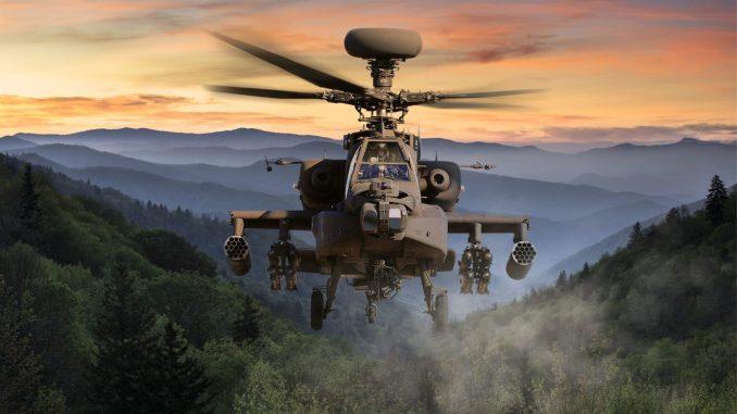Lockheed Martin Modernized Turret Apache