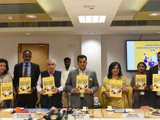 NITI Aayog releases School Education Quality Index