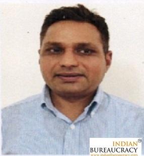 Sumant Singh IAS MN