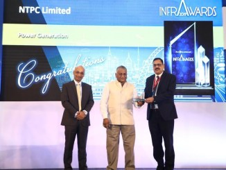 NTPC awarded the 'Best Performing Power Generation Company'
