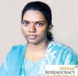 S Divyadharshini IAS TN