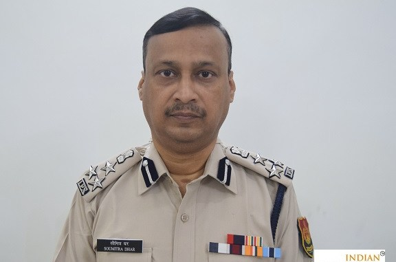Soumitra Dhar IPS TR-Indian Bureaucracy