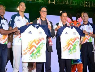 3rd Edition of Khelo India Youth Games Logo launched
