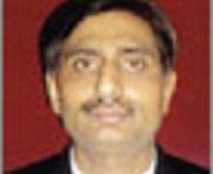 D S Gadhvi IAS