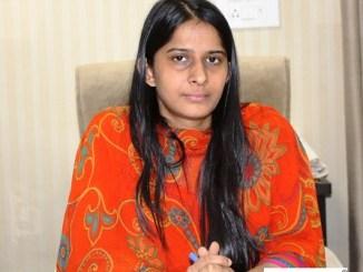 Shena Aggarwal IAS