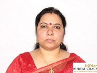Neena Sharma IAS UP