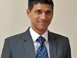 Rudra Gaurav Shresth IFS