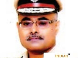 manoj shashidhar ips 1994 gujarat