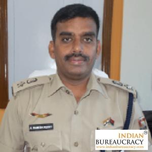 Avula Ramesh Reddy IPS AP