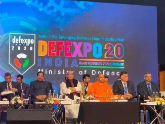 Curtain Raiser- DefExpo 2020