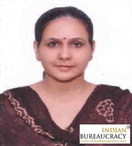 Garima Gupta IAS AGMUT