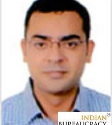 Anshuman Sharma IRS IT
