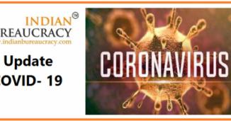 Corona Virus Update, govt stats