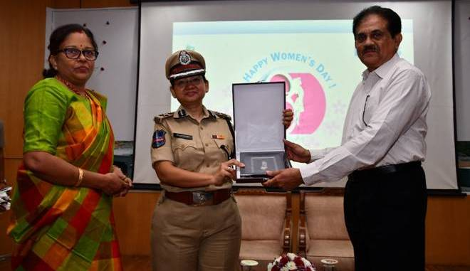 INCOIS , Hyderabad celebrates Women's Day