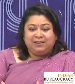 Manisha Saxena IAS AGMUT