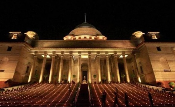 Rashtrapati Bhavan Tour to remain closed from today as a precautionary measure
