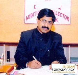 Shekhar N Gaikwad IAS MH