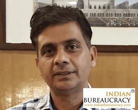 Vinayak Garg IRSEE CVO