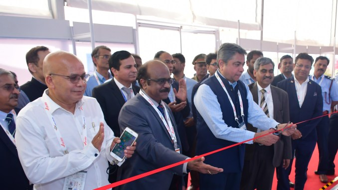 WINGS INDIA 2020 takes off at Begumpet Airport,