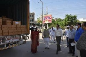 Faridabad District Administration takes various initiatives to fight COVID-19
