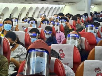 8503 Indians return from abroad in 43 flights