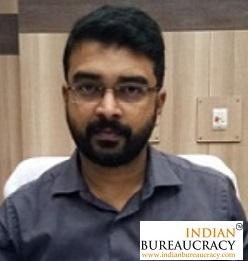 Bijin Krishna IAS WB