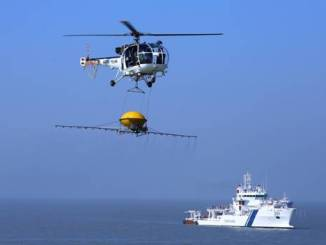 Indian Coast Guard joins the nation