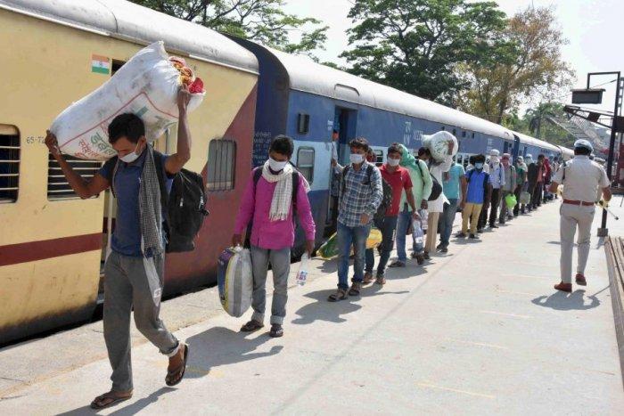 Indian Railways crosses the milestone of transporting