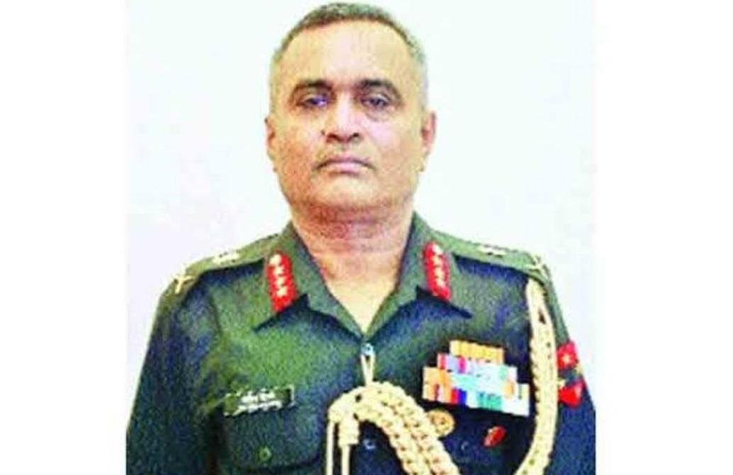 Lt General Manoj Pande