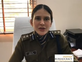 Krishnaveni Desavatu IPS MP