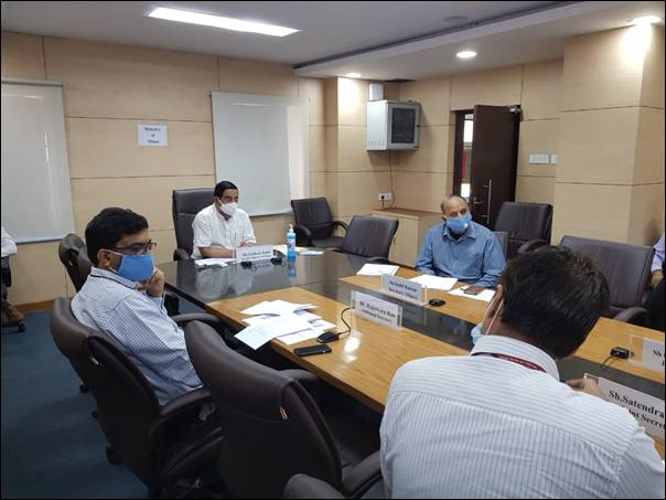 Pralhad Joshi launches R&D Portal for AatmaNirbhar Bharat in Mining