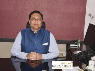 Sanjay Kumar Alung IAS CG