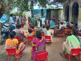 42,000 Sahiyas took part in Intensive Public Health Survey