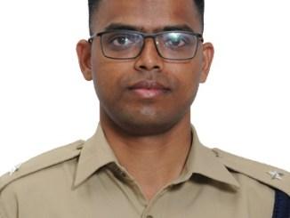 Dongare Pravin Umesh IPS Tamil Nadu
